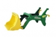 409396 Rolly Toys Frontlader Groen