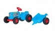 620012 Rolly Toys RollyKiddy Classic Traptractor + Aanhangwagen