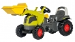 025077 Rolly Toys RollyKid Claas Elios Tractor + Lader