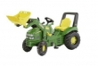 046638 Rolly Toys RollyX-Trac John DeereTraptractor met Lader