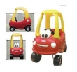 0706012 Little Tikes 6120 Cosy Coupe Anniversrry loopauto